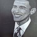 Barack Obama by Richard Le Page