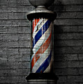 Barber Pole Blues  by JC Photography and Art