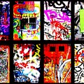Barcelona Doors ... All Graffiti by Funkpix Photo Hunter