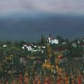 Bargathrough The Fog by Leah Wiedemer