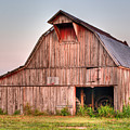 Barn Near Walnut Ridge Arkansas by Douglas Barnett