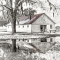 Barn Reflection by Scott Hansen