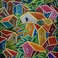 Barrio Lindo by Oscar Ortiz