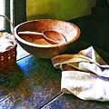 Basket Of Eggs by Susan Savad