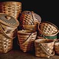 Basket Still Life 01 by Tom Mc Nemar