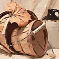 Baskets With Crock I by Tom Mc Nemar