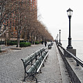 Battery Park by Michael Peychich
