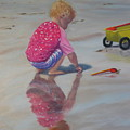 Beach Baby by Lea Novak