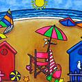 Beach Colours by Lisa  Lorenz