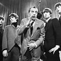 Beatles And Ed Sullivan by Granger