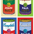 Beatles Soup by Gary Grayson