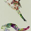 Beautiful Ballet by Naxart Studio