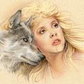 Beauty And The Beast by Johanna Pieterman
