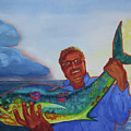 Ben And The Dolphin Fish by Kathy Braud