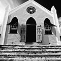 Bermuda Church by George Oze