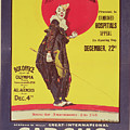 Bertram Mills Circus Poster by Dudley Hardy