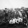 Bicyle Riders, C1880s by Granger