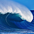Big Blue Wave by Paul Topp