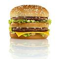 Big Mac by Geoff George