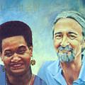 Bill And Ini by Sharon Ebert