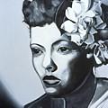 Billie Holiday by Kaaria Mucherera