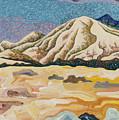 Birdseye Landscape #5 by Dale Beckman