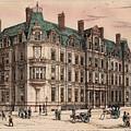 Birmingham And Midland Eye Hospital United Kingdom 1882 by Payne and Talbot