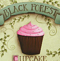 Black Forest Cupcake by Catherine Holman
