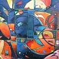 Blackbird by Gary Coleman