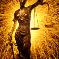 Blind Justice  by Garry Gay
