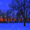 Blizzard Blues 2 by Julie Lueders