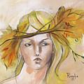 Blonde Autumn Forward by Jacque Hudson