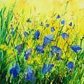 Blue Bells  by Pol Ledent