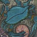 Blue Crab by Stu Hanson