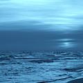Blue Evening by Sandy Keeton