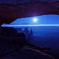 Blue Mesa Arch by Chad Dutson