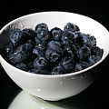 Blueberries by Michael Ledray