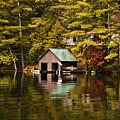 Boat House by David Simons