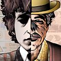 Bob Dylan - Man Vs. Myth by Sam Kirk