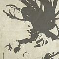 Bob Marley Grey by Naxart Studio