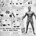 Body-building Ad, 1962 by Granger