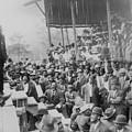 Booker T. Washington Addressing by Everett