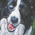 Border Collie by Lee Ann Shepard