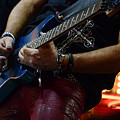 Boss Guitar Player by Bob Christopher