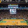 Boston Celtics by Juergen Roth