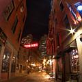 Boston Street by Joshua Ball
