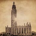 Boston United Methodist Church by Tamyra Ayles
