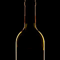 Bottle Of Wine by Andrew Soundarajan
