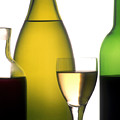 Bottles Of Variety Vine by Bernard Jaubert