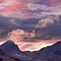 Boulder County Colorado Indian Peaks At Sunset by James BO  Insogna
